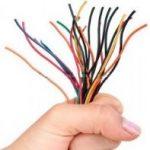 Как соединить электрические провода или кабеля между собой?